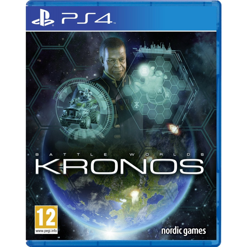 BATTLE WORLDS KRONOS PS4 MULTI