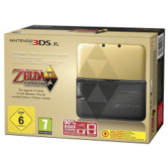 CONSOLE 3DS XL LEGEND OF ZELDA BETWEEN WORLDS OCCASION