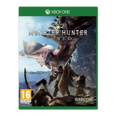MONSTER HUNTER WORLD XBOX ONE FR OCCASION
