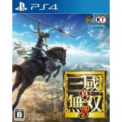 Preorder SHIN SANGOKU MUSOU 8 PS4 JPN NEW