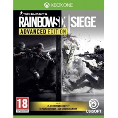 RAINBOW SIX SIEGE ADVANCED EDITION XBOX ONE FR NEW