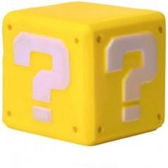 SUPER MARIO STRESS BALL QUESTION BLOCK