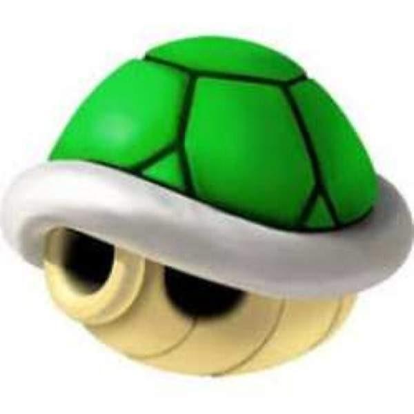 SUPER MARIO STRESS BALL KOOPA SHELL
