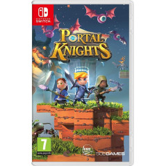 PORTAL KNIGHTS SWITCH UK NEW