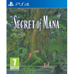 SECRET OF MANA PS4 UK NEW