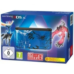 CONSOLE 3DS XL POKEMON XY BLEUE OCC