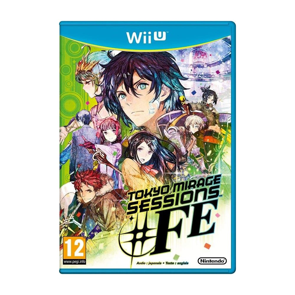 TOKYO MIRAGE SESSIONS FE WIIU PAL FR OCCASION