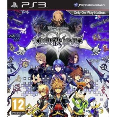 KINGDOM HEARTS 2.5 PS3 FR OCCASION