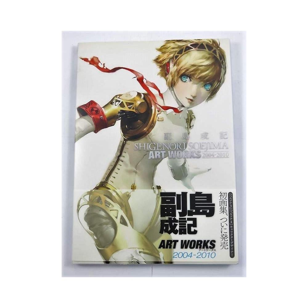 SHIGENORI SOEJIMA ART WORKS 2004-2010 JPN OCCASION