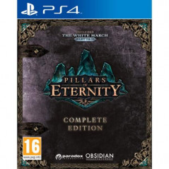 PILLARS OF ETERNITY COMPLETE EDITION PS4 FR OCCASION