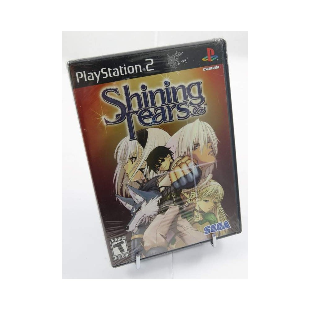 SHINING TEARS PS2 NTSC-USA NEW