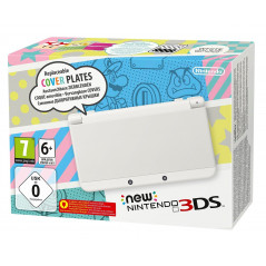 CONSOLE NEW 3DS BLANC VF OCC