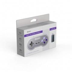 CONTROLLER SN30 2.4G WIRELESS + USB ADAPTATEUR 8BITO EURO NEW
