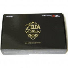 CONSOLE 3DS ZELDA 25 TH ANNIVERSARY JAP OCC