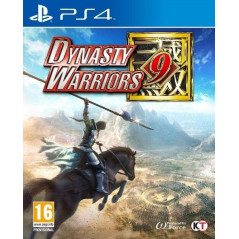 DYNASTY WARRIORS 9 PS4 FR OCCASION