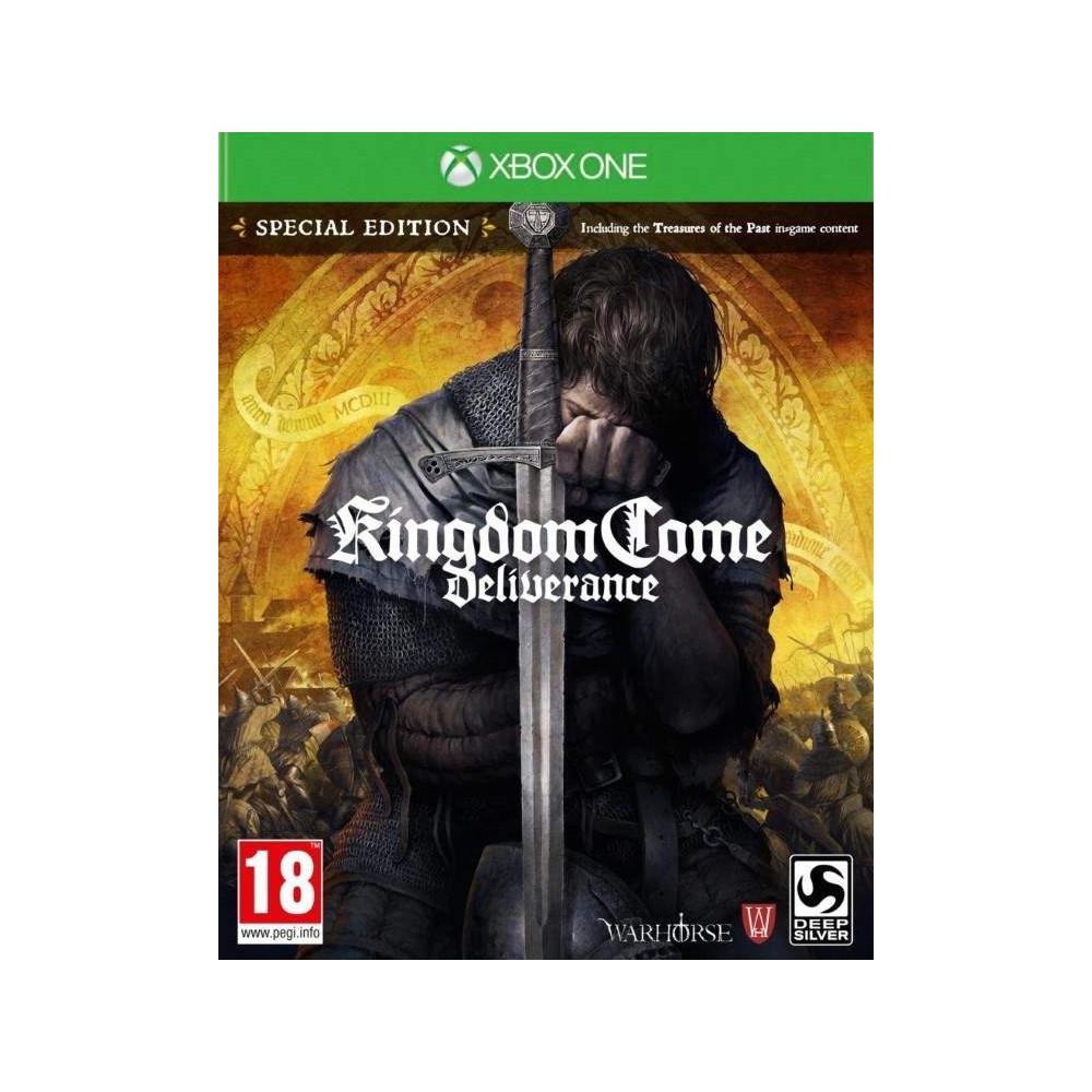 KINGDOM COME DELIVERANCE XBOX ONE FR OCCASION
