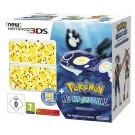 CONSOLE NEW 3DS + POKEMON SAPHIRE VF