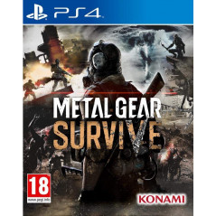METAL GEAR SURVIVE PS4 UK NEW