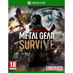 METAL GEAR SURVIVE XBOX ONE UK NEW