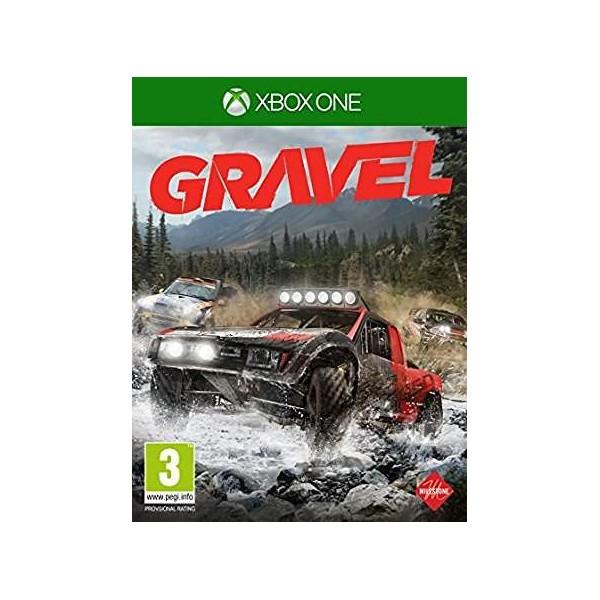 GRAVEL XBOX ONE UK NEW