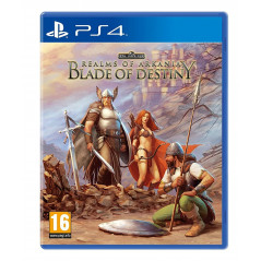REALMS OF ARKANIA BLADE OF DESTINY PS4 FR NEW