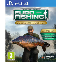 EURO FISHING COLLECTOR S EDITION PS4 FR NEW
