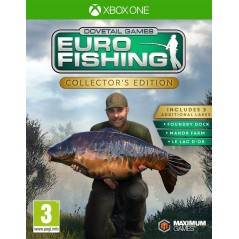 EURO FISHING COLLECTOR S EDITION XBOX ONE FR NEW