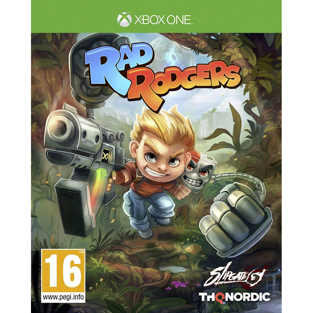 RAD RODGERS XBOX ONE FR NEW