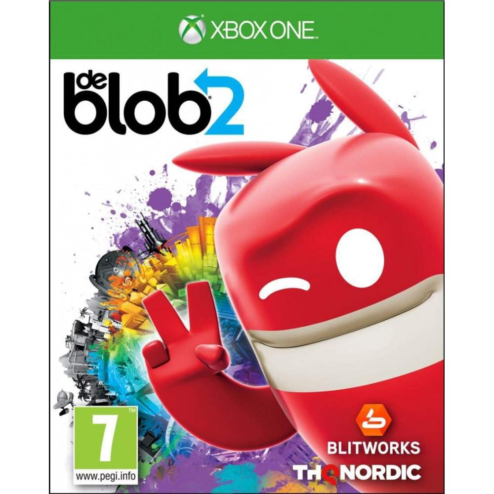 DE BLOB 2 XBOX ONE FR NEW