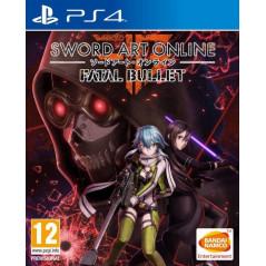 SWORD ART ONLINE FATAL BULLET PS4 FR NEW