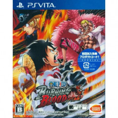 ONE PIECE BURNING BLOOD PSVITA JPN OCCASION