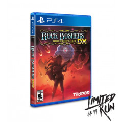 ROCK BOSHERS DIRECTOR S CUT DX PS4 US NEW