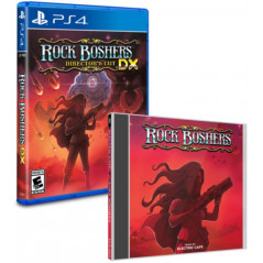 ROCK BOSHERS DIRECTOR S CUT DX COLLECTOR PS4 US NEW