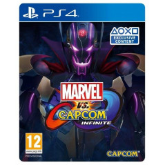 MARVEL VS CAPCOM INFINITE EDITION DELUXE PS4 FR OCCASION