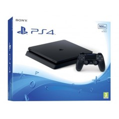 CONSOLE PS4 SLIM 500 GO EURO NEW