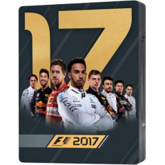 F1 2017 PS4 EURO OCCASION (STEELBOOK)