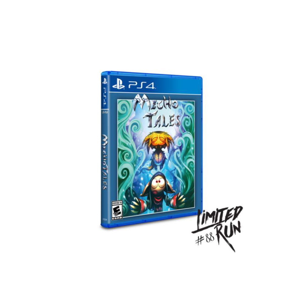 MECHO TALES PS4 US NEW
