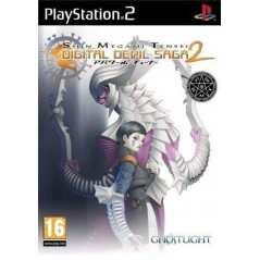 SHIN MEGAMI TENSEI DIGITAL DEVIL SAGA 2 PS2 PAL-UK NEW