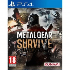 METAL GEAR SURVIVE PS4 FR NEW