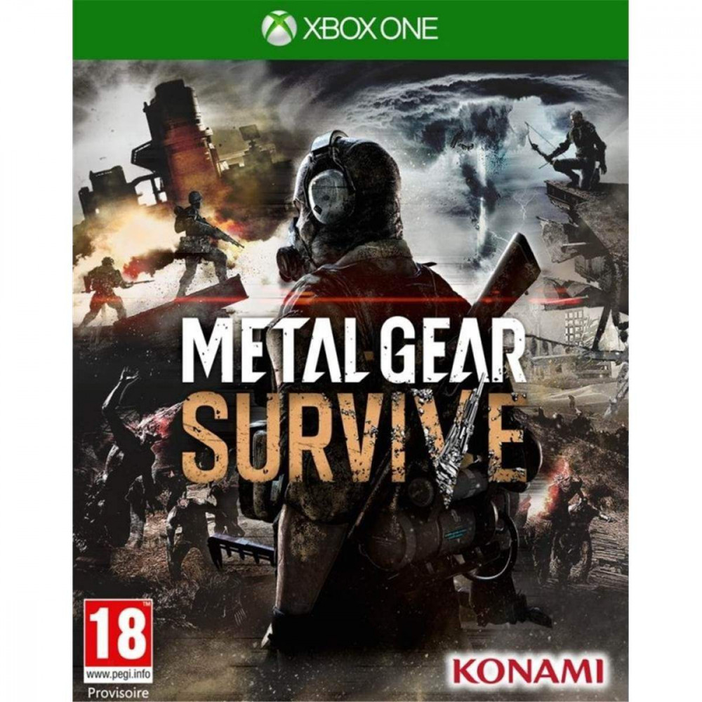 METAL GEAR SURVIVE XBOX ONE FR NEW
