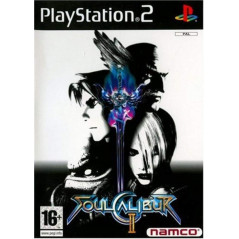 SOULCALIBUR II PS2 PAL-FR OCCASION