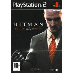 HITMAN BLOOD MONEY PS2 PAL-FR OCCASION