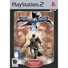 SOULCALIBUR III PLATINUM PS3 FR OCCASION