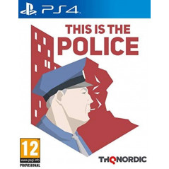 THIS IS THE POLICE PS4 EURO FR OCCASION