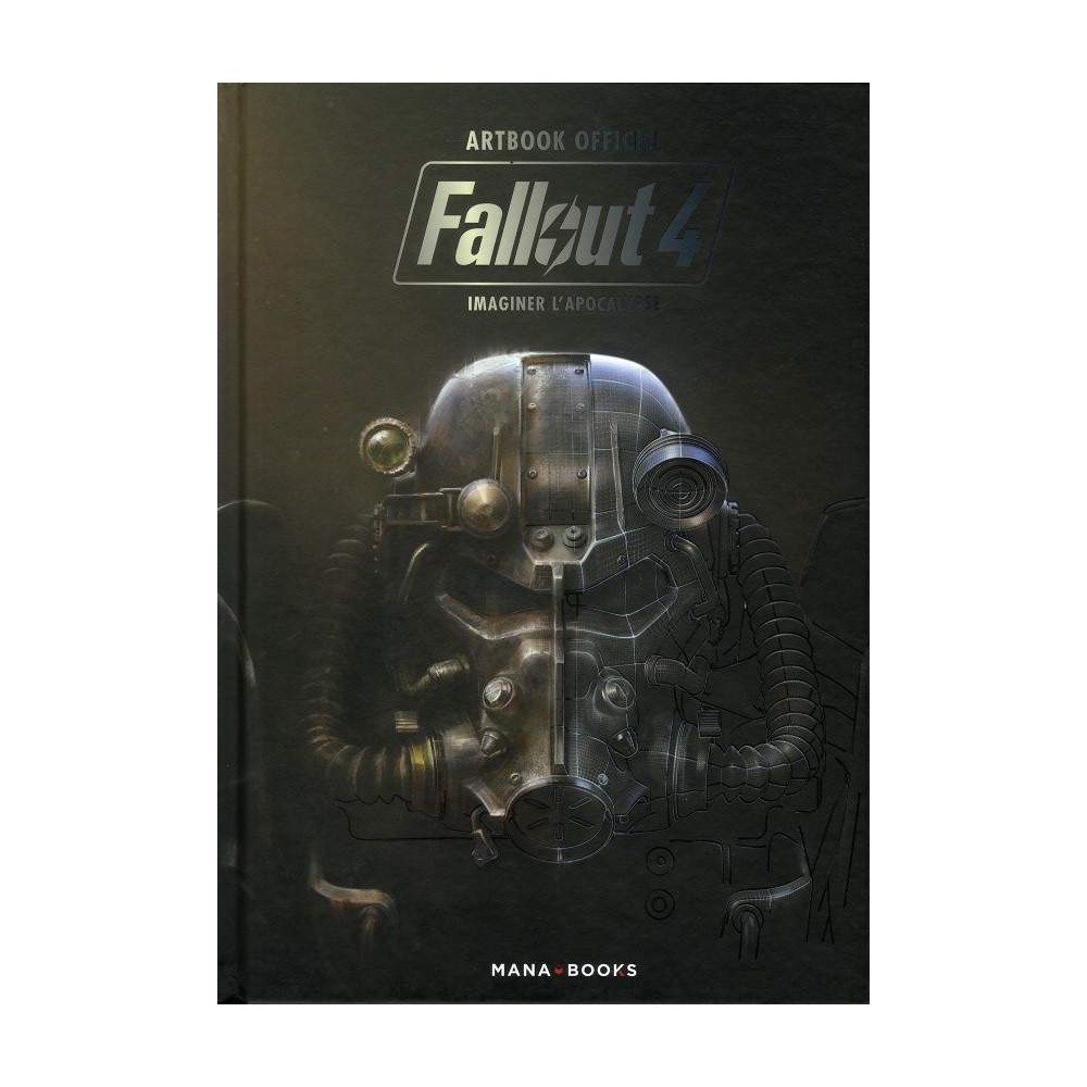 ARTBOOK OFFICIEL FALLOUT 4 FR NEW