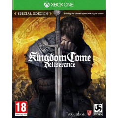 KINGDOM COME DELIVRANCE XBOX ONE UK OCCASION