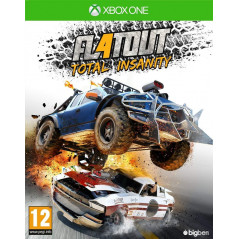 FLATOUT 4 TOTAL INSANITY XBOX ONE FR OCCASION