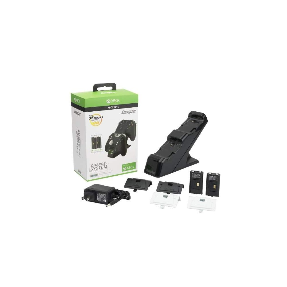 DOUBLE CHARGEUR PDP XBOX ONE EURO NEW