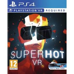 SUPER HOT VR PS4 FR NEW