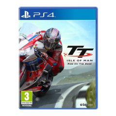 TT ISLE OF MAN RIDE ON THE EDGE PS4 UK NEW